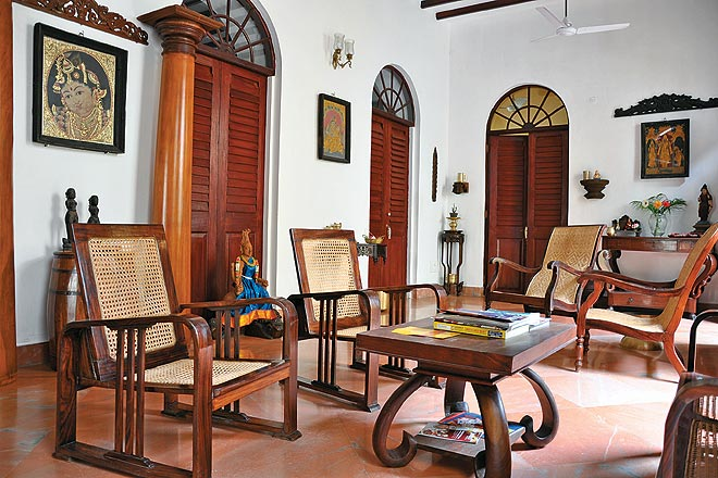 Les Hibiscus guesthouse - Cherry-picked In Pondicherry : Outlook Traveller