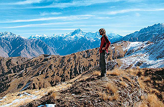 A much-cited Himalayan trail