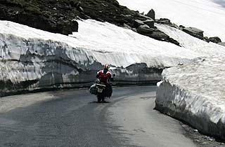 Manali-Rohtang: The spirit of riding