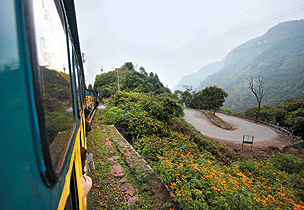 Nilgiri Mountain Railway Museum
