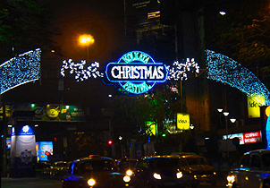 Celebrate the spirit of Christmas in Kolkata