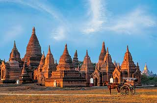 Bagan: The land of grand architecture