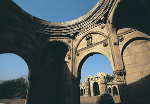 The forgotten city of Champaner-Pavagadh in Gujarat