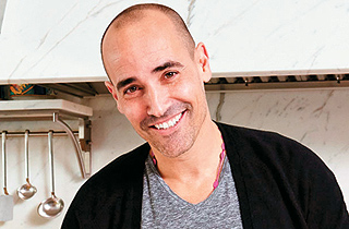 David Rocco—the Canadian producer and chef