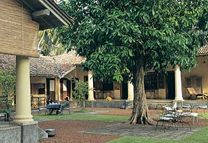 Sri Lanka's boutique hotels