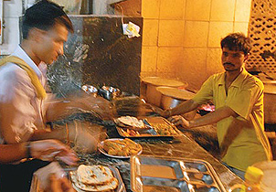 Day in the life of fast food: Dhabas in India