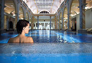 Switzerland: The Grand Resort Bad Ragaz