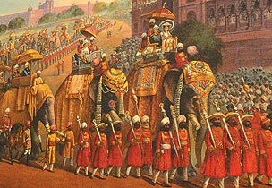 New Delhi: Coronation Day on Canvas, 1912