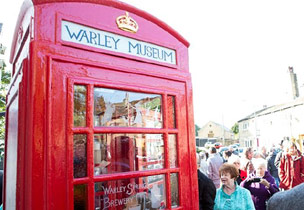 England: World's Smallest Museum