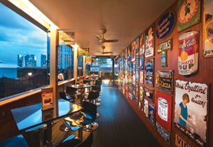 Singapore: Top Restaurants and Bars