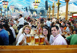 Germany: Oktoberfest 2016
