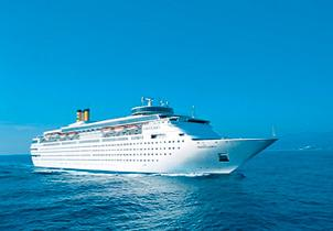 Maharashtra: Costa Cruises homeported in Mumbai