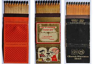 Matchboxes From The 1970s