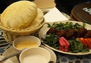 New Delhi: Plateful of Lebanese Goodness