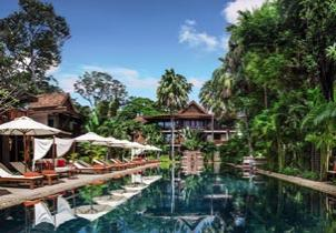 Cambodia: Belmond La Résidence D'Angkor Reopens